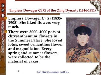 Health Care Secret with Kings and Queens with Long Lives in Chinese History 9